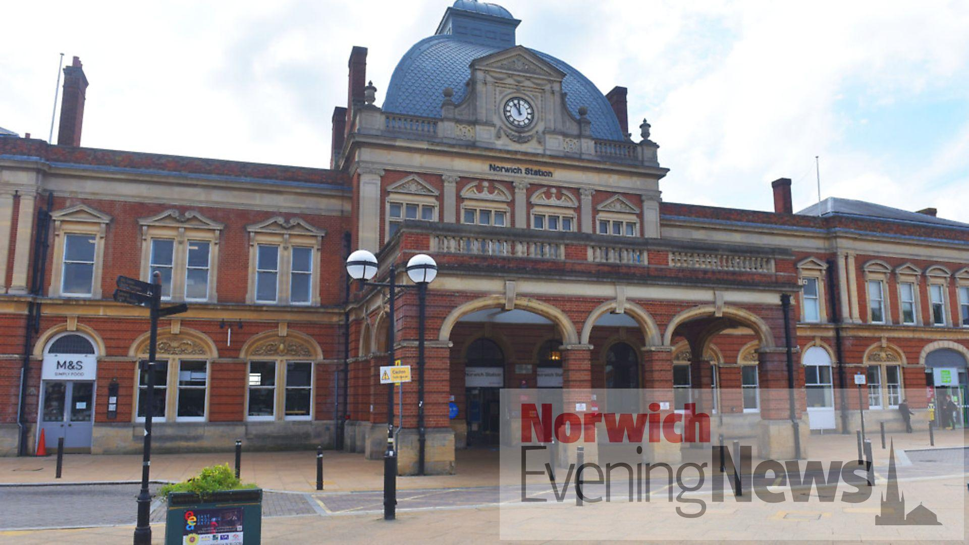 £2.5m revamp of Norwich railway station up for consultation